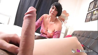 Spanish squirting mature..
