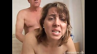 Pretty mature amateur enjoys..