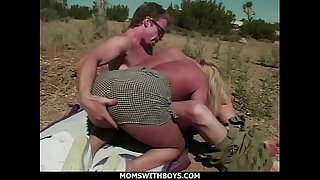 MomsWithBoys - MILF Blonde..