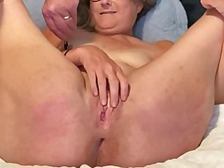 Beautiful Mature Milf Enjoys..