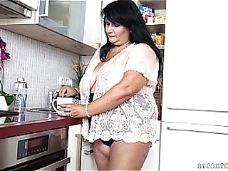 BBW Granny Ass Fuck - Lusty..
